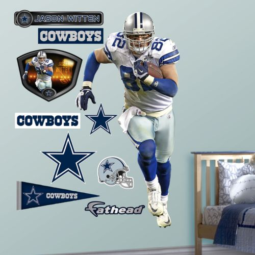 Fathead Dallas Cowboys Jason Witten 10-Piece Wall Decals
