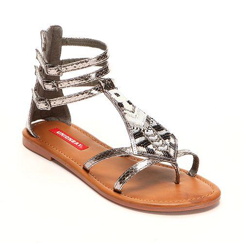 Unionbay Gladiator Women Embellished Sandals Sherman QdxBreCWo