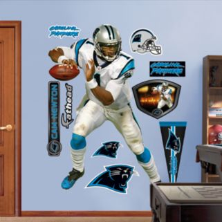 Fathead Carolina Panthers Cam Newton Wall Decals