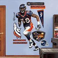 Fathead Denver Broncos Von Miller 10-Piece Wall Decals