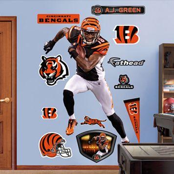 Fathead Cincinnati Bengals A.J. Green Wall Decals