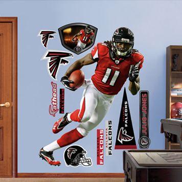 Fathead Atlanta Falcons Julio Jones Wall Decals