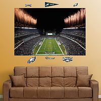 Fathead Philadelphia Eagles Stadium Wall Decals
