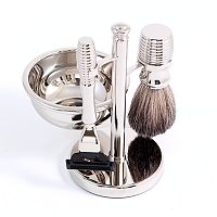4 pc Mach3 Shaving Kit