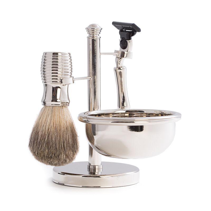 bey berk 4 pc gillete shaving kit multicolor shop your way online shoppi. Black Bedroom Furniture Sets. Home Design Ideas
