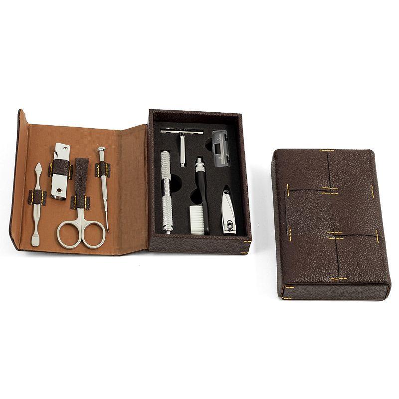 7 pc grooming kit. Black Bedroom Furniture Sets. Home Design Ideas