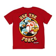 Angry Birds Star Wars Force Tee - Boys 8-20
