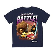 Angry Birds Star Wars Battle Tee - Boys 8-20