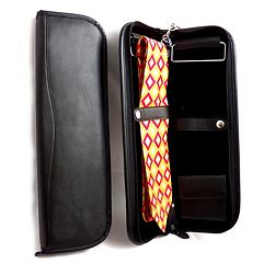 Leather Travel Tie Case