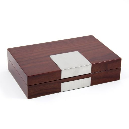 Wooden Valet Box