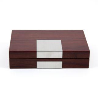 Wooden Valet Box