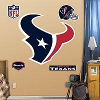 Fathead Houston Texans Logo Wall Decals