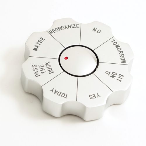 Paperweight Decision Maker