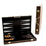 15-in. Wooden Backgammon Set