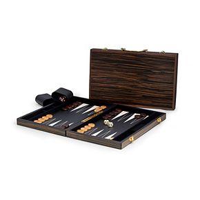 15-in. Wooden Backgammon Set