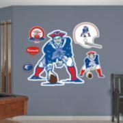 Fathead Boston Patriots AFL Logo Wall Decals