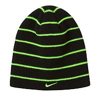 Nike Striped Beanie - Boys