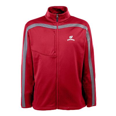 Wisconsin Badgers Viper Desert Dry Jacket - Men