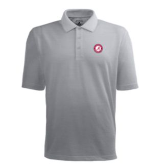 Men's Alabama Crimson Tide Pique Xtra Lite Polo