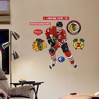Fathead Chicago Blackhawks Jonathan Toews 8-Piece Wall Decals