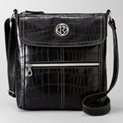 Relic Erica Crocodile Cross-Body Bag