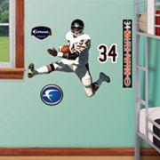 Fathead Chicago Bears Walter Payton Wall Decals