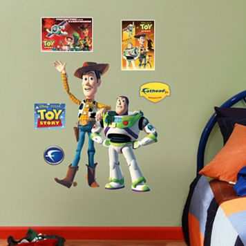 Disney / Pixar Toy Story Wall Decals by Fathead