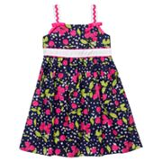 Youngland Cherry Sundress - Girls 4-6x