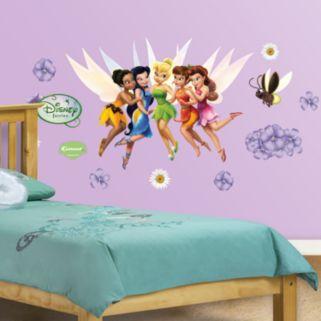 Disney Fairies Wall Decals by Fathead