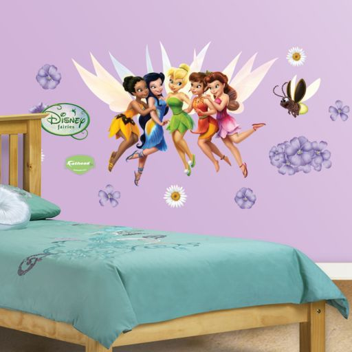 Disney Fairies Wall Decals by Fathead