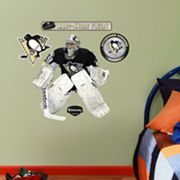 Fathead Pittsburgh Penguins Marc-Andre Fluery Wall Decals