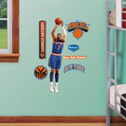 Fathead New York Knicks Carmelo Anthony Wall Decals