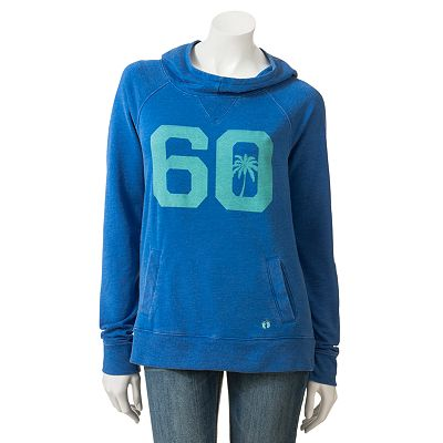Hang Ten Burnout Hoodie - Juniors