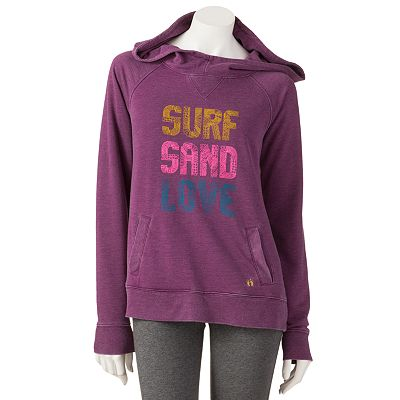 Hang Ten Surf Sand Love Sweatshirt - Juniors