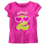 Jumping Beans Cool Being 2 Birthday Tee - Toddler