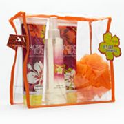 Scentsations Tropic Blaze Guava Passionfruit Shower Gel, Body Lotion and Body Mist Gift Set