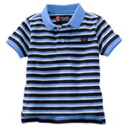 Chaps Thin-Striped Polo - Baby