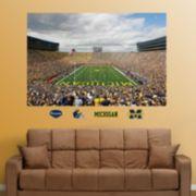 Fathead Michigan Wolverines Stadium Mural Wall Decals