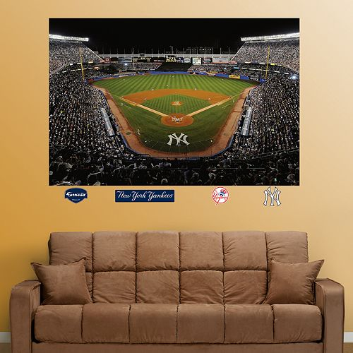 Fathead New York Yankees Old Stadium Mural Wall Decals