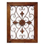 Tan Panel Wall Decor