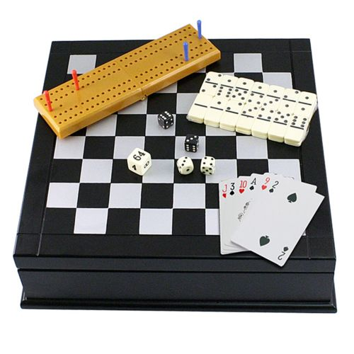 8-in-1 Game Set