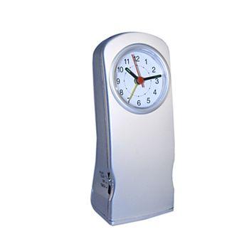 Natico Alarm Clock, Flashlight & Night Light