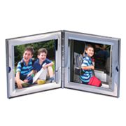 Compact Double Photo Frame