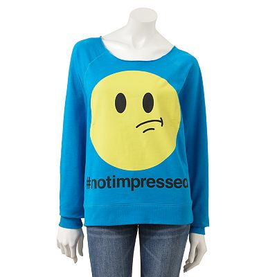 Freeze NotImpressed Sweatshirt - Juniors