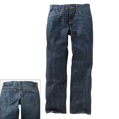 Rock and Republic Verve Relaxed Straight-Fit Jeans