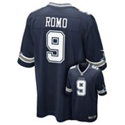 Nike Dallas Cowboys Tony Romo NFL Jersey - Boys 8-20