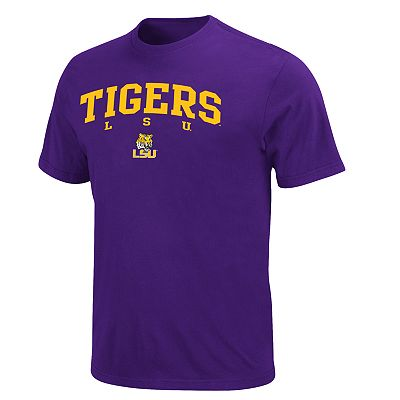 LSU Tigers Legacy Tee - Big and Tall