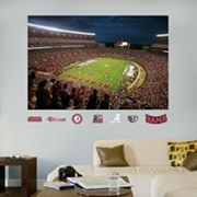 Fathead Alabama Crimson Tide Stadium Mural Wall Decals