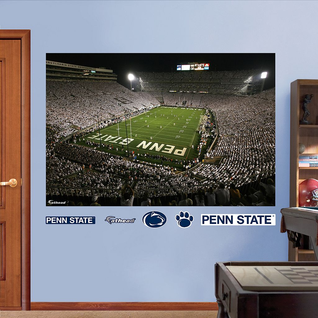 Fathead Penn State Nittany Lions Stadium Mural Wall Decals