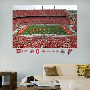 Fathead Ohio State Buckeyes Stadium Mural Wall Decals